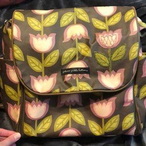 Petunia Pickle Bottom Tulip Diaper Bag Backpack